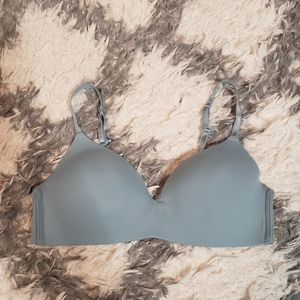 Auden The Bliss lightly lined wire free bra 34B